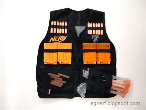 Nerf Vest sg nerf nerf tactical vest set review