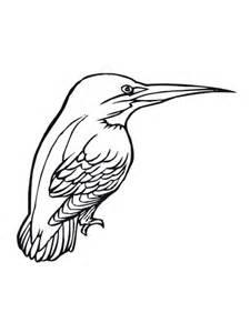 kingfisher bird coloring page coloriage martin p 234 cheur coloriages 224 imprimer gratuits