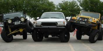 Truck Accessory Stores Fort Worth Kustom Concepts Road Truck Jeep And 4x4 Lifts