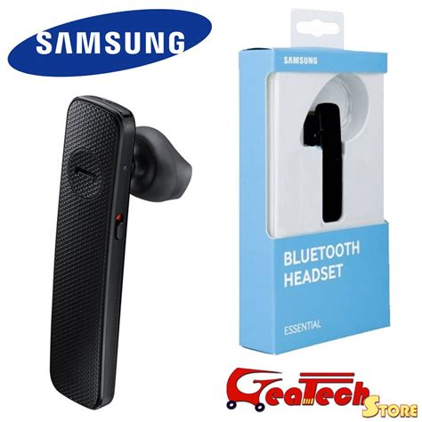Headset Samsung Galaxy S7s7 Edge Original Black samsung headset bluetooth multipoint original eo mg900 for galaxy s7 edge ebay
