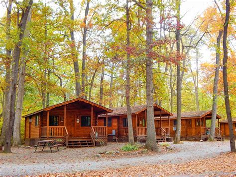 Cabins At Jellystone Park by Cing In Maryland At Jellystone Park In Hagerstown
