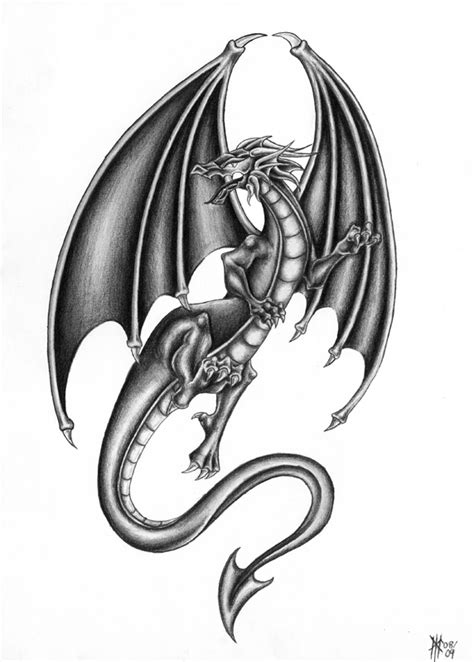 flying dragon tattoo designs design by milui on deviantart