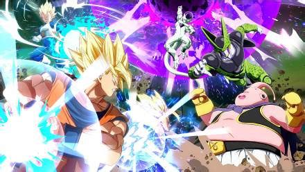 arc system works developed dragon ball fighterz announced