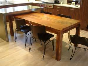 rustic room tables