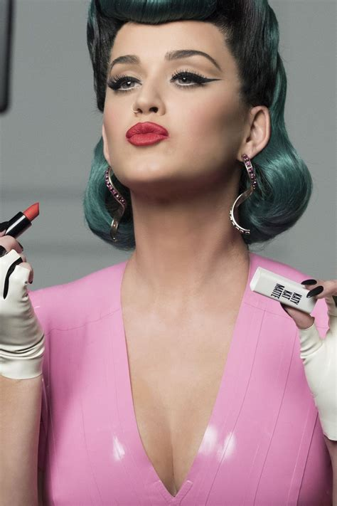 new lipstick commercial 2016 katy perry new covergirl katy kat collection caign