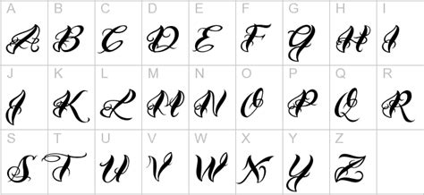 tattoo fonts hindi writing style fonts characters popular designs