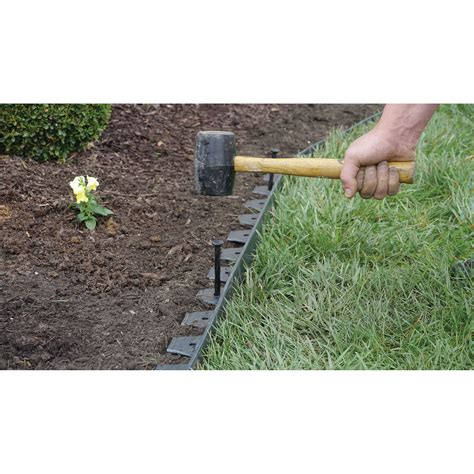 What Is Edging In Landscaping by Suncast Border Edging Walmart