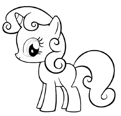 little baby coloring pages my little pony coloring pages baby pony coloring pages