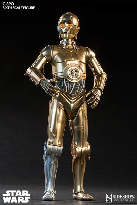 c 3po figure this is the droid you re looking for sideshow c 3po sixth