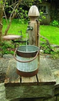 old water pumps country living pinterest