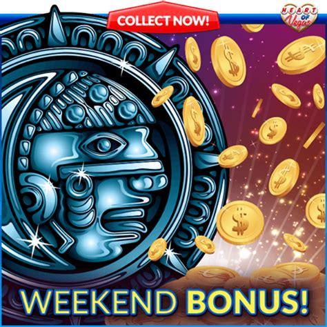 heart of vegas – free bonus coins 3 – 7th may 2017