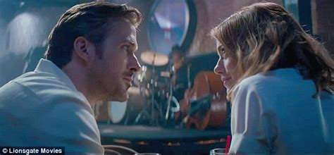 emma stone romance movies ryan gosling sings to emma stone in new la la land trailer