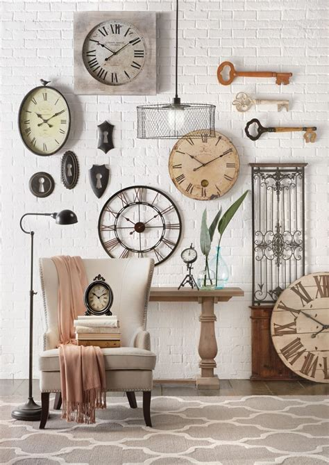 home decor wall clocks 25 best ideas about wall clock decor on large