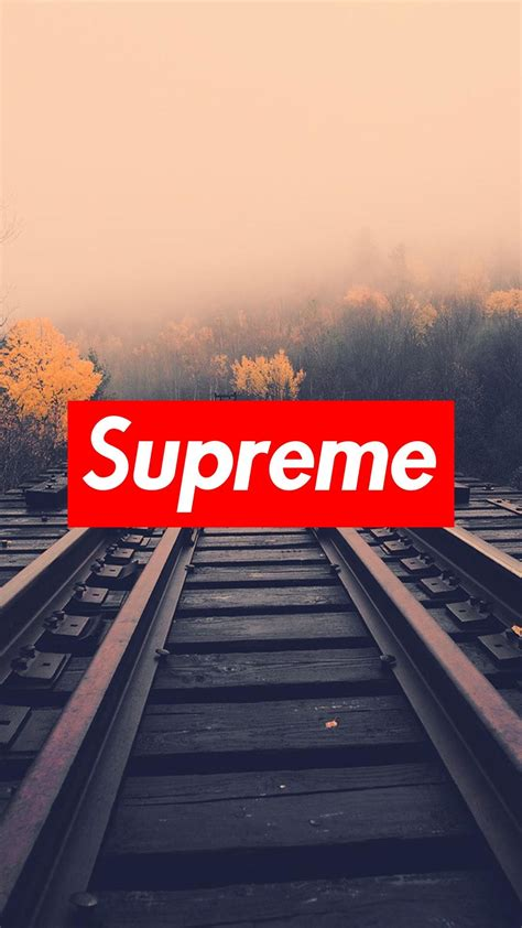 the supreme supreme logo wallpaper www pixshark images