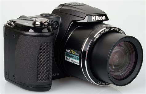 camara niko nikon coolpix l310 digital camera review