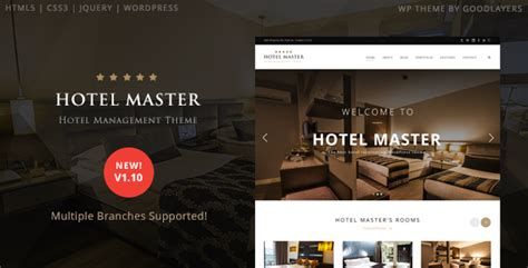 theme hotel master hotel master hotel booking wordpress theme free download