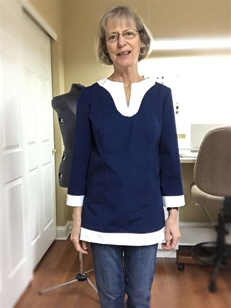 pattern review simplicity 1461 simplicity 1461 misses plus size tunic