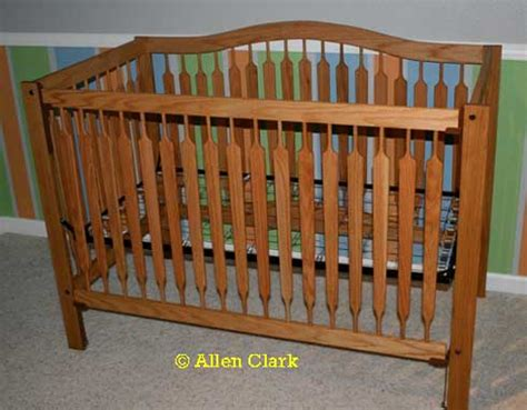 baby crib woodworking plans   build  amazing