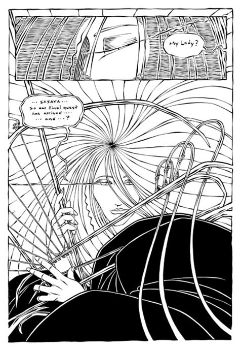 Spider Garden Graphic Novel Spider Garden Series Vol 1 The Spider Garden Page 48