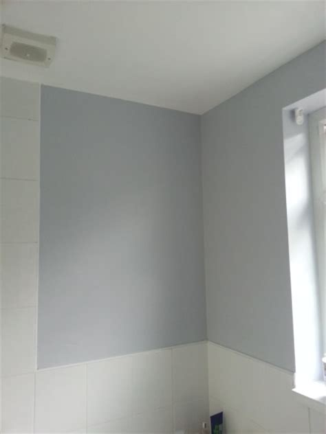 Dulux Bathroom Paint Matt by Many Projects Boo Maddie