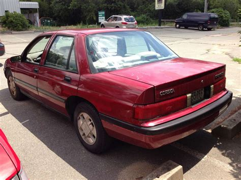 1993 chevrolet corsica curbside classic 1993 chevrolet corsica and 1993