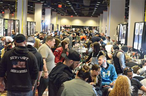 tattoo convention in nyc how tattoo conventions are becoming the latest trend