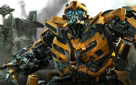 Transformers The Last Edition Robot Prime Robot Mobil 04 bumblebee in transformers 3 wallpapers hd wallpapers id 9559