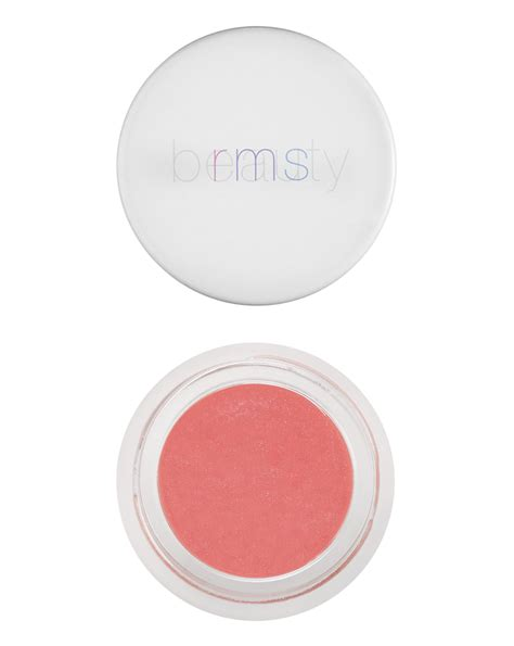 Of The Shine Curved Blush On Brush 006 lip shine by rms