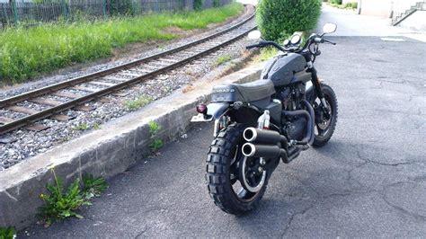 Motorrad Verkaufen Ohne Abmeldung by Harley Davidson Xr 1200x Umbau