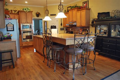 How High Is A Kitchen Island by A Functional Kitchen Space Is Best Amee S Savory Dish