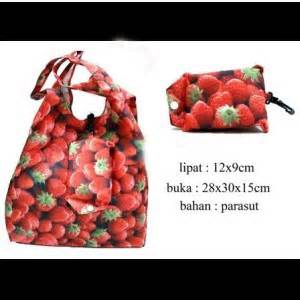 Tas Belanja Shopping Bag Lipat Strawberry 301 moved permanently