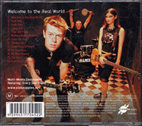 sick puppies my world sick puppies welcome to the real world album cd records