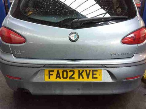 Alfa Romeo Auto Parts Alfa Romeo Parts Only 147 1 6 T Spark Car For Sale