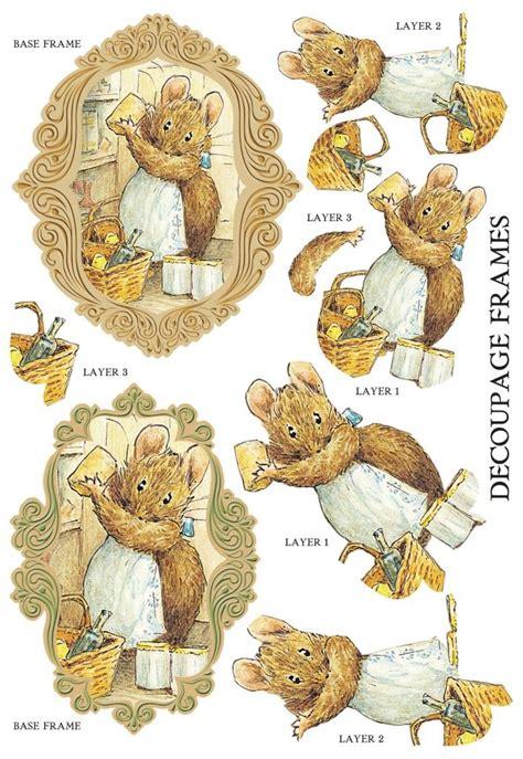 Beatrix Potter Decoupage - 1000 images about beatrix potter on beatrix