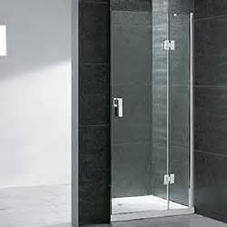 matrix enclosures gt hinged frameless shower door 800mm