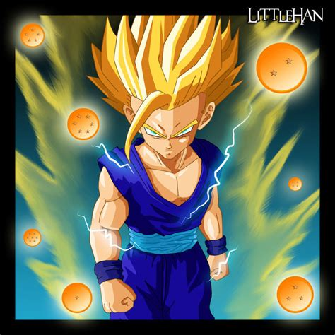 wallpaper dragon ball z gohan dragon ball z images gohan ssj2 hd wallpaper and