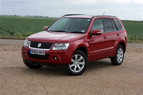 Suzuki 4 Wheel Drive Vehicles Best Used Four Wheel Drive Cars Parkers