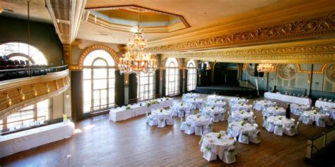 McMenamins Crystal Ballroom & Hotel Weddings