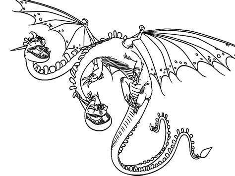 dibujos para pintar de c mo entrenar a tu drag n imprimir gratis dibujos para colorear como entrenar a tu