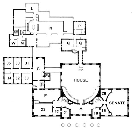 house of representatives floor plan state house floor maps vermont general assembly