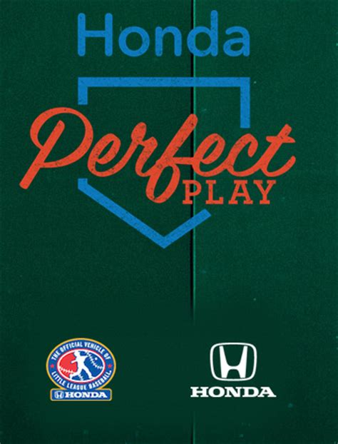 Play Sweepstakes - enter the honda perfect play sweepstakes the news wheel