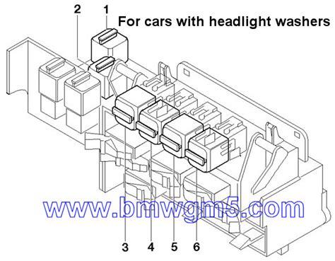 bmw e46 auxiliary fan relay wiring diagram bmw free