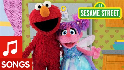 elmo song sesame elmo and abby s s day song