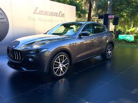 Maserati Range Maserati Levante Range Maserati Levante Starts From