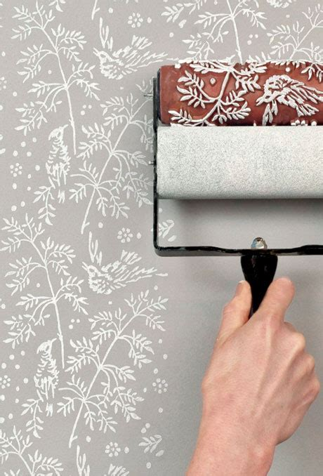trending  biscuit home  patterned paint rollers