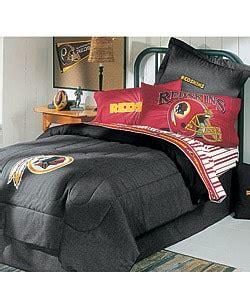 Redskins Bed Set Nfl Washington Redskins Comforter Set 1147766 Overstock Shopping Great Deals On