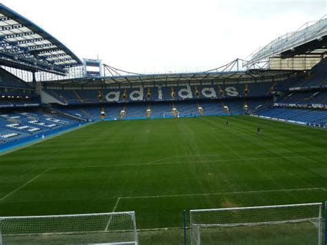 Shed End Stamford Bridge by A View From The Shed End Picture Of Chelsea Fc Stadium