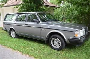 1993 Volvo 240 Wagon Purchase Used 1993 Volvo 240 Base Wagon 4 Door 2 3l With