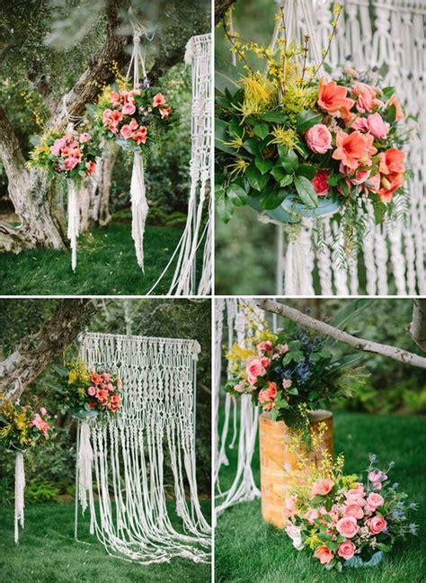 Knot Wedding Backdrop by 30 Wedding Photo Display Ideas You Ll Want To Try