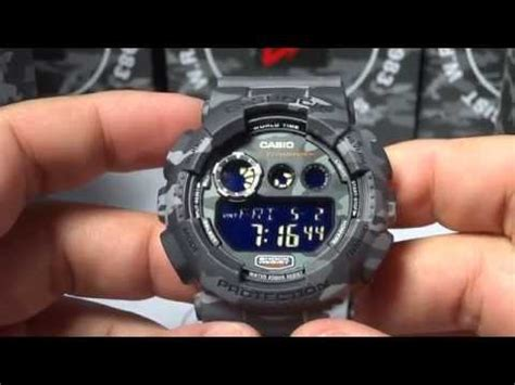 Casio G Shock Camouflage Series 2014 Gd 120cm 4dr Limited Edition casio g shock review and unboxing gd 120cm 8 gray camouflage series